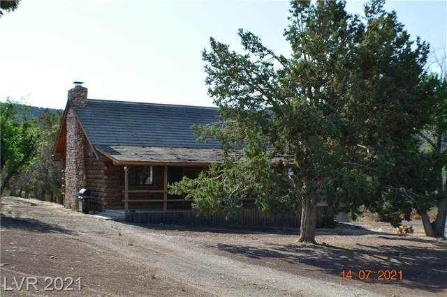 1008 N Trout Canyon Road, Las Vegas, NV 89124 (MLS #2316098) :: Signature Real Estate Group