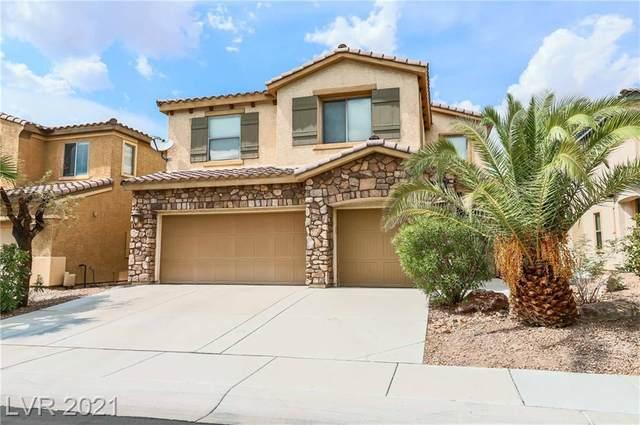 266 Via Franciosa Drive, Henderson, NV 89011 (MLS #2316100) :: The Chris Binney Group | eXp Realty