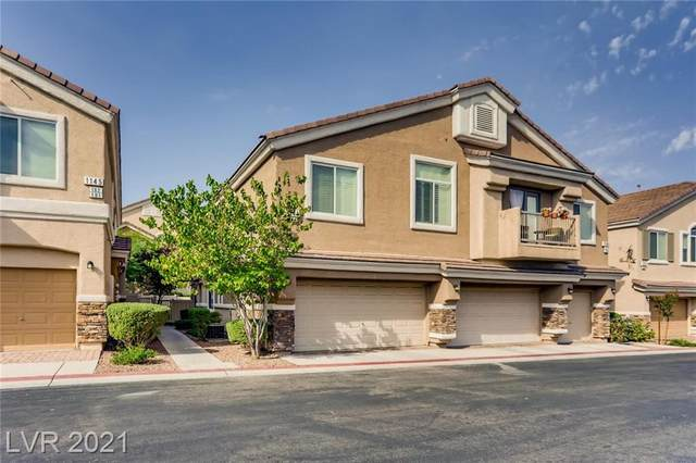 1141 Amarillo Sky Place #3, Henderson, NV 89002 (MLS #2316112) :: Lindstrom Radcliffe Group