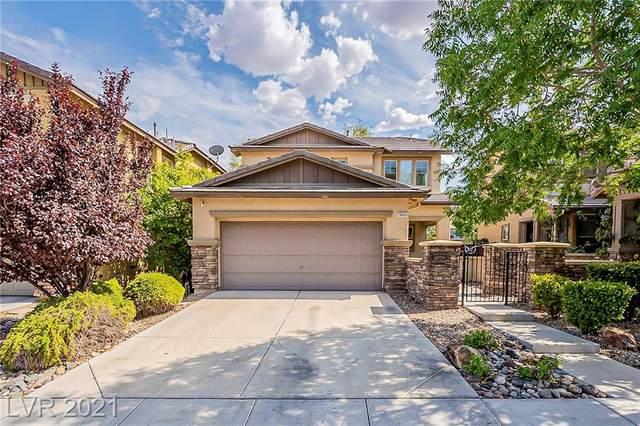 10461 Lyric Arbor Drive, Las Vegas, NV 89135 (MLS #2316125) :: Lindstrom Radcliffe Group