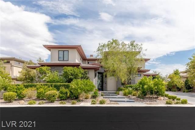 19 Meadowhawk Lane, Las Vegas, NV 89135 (MLS #2316128) :: Lindstrom Radcliffe Group