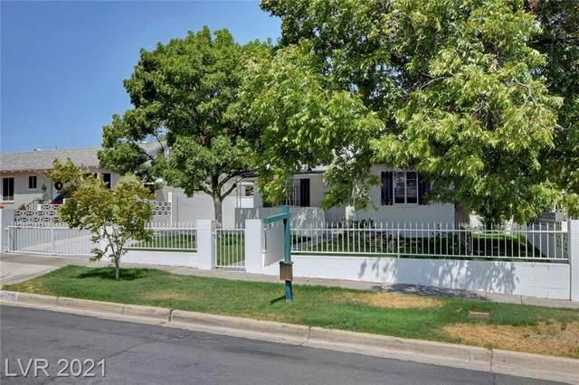 635 Avenue H, Boulder City, NV 89005 (MLS #2316151) :: Hebert Group | Realty One Group