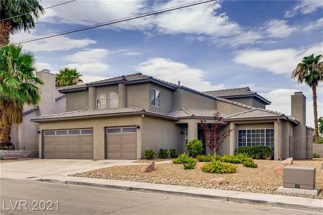 3785 Hildebrand Lane, Las Vegas, NV 89121 (MLS #2316157) :: The Chris Binney Group | eXp Realty