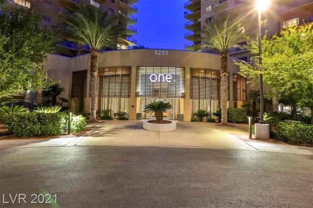 8255 Las Vegas Boulevard #618, Las Vegas, NV 89123 (MLS #2316170) :: Hebert Group | Realty One Group
