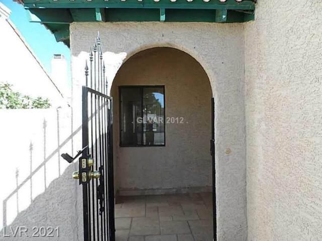 333 Chastine Street, Las Vegas, NV 89145 (MLS #2316171) :: DT Real Estate