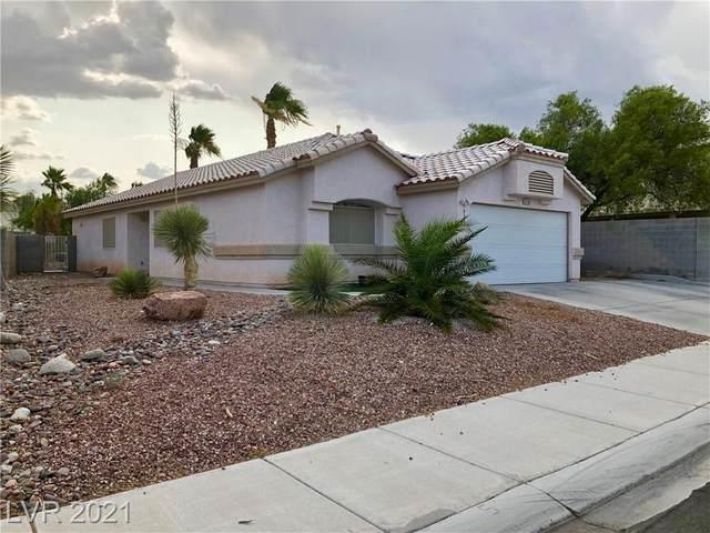 6105 Bardstown Drive, Las Vegas, NV 89130 (MLS #2316172) :: Lindstrom Radcliffe Group