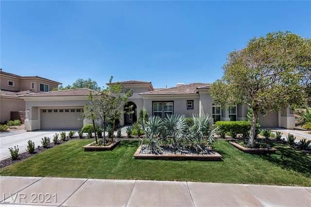 1724 Choice Hills Drive, Henderson, NV 89012 (MLS #2316186) :: Keller Williams Realty