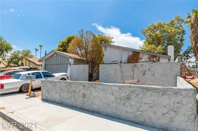6805 Zamora Drive, Las Vegas, NV 89103 (MLS #2316187) :: Jeffrey Sabel