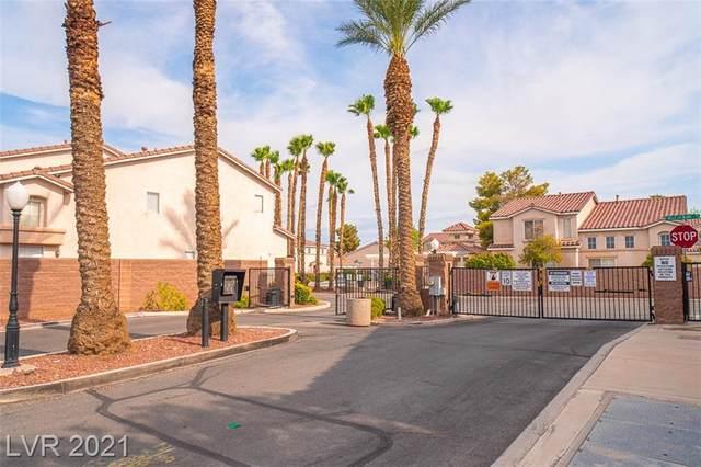 40 Belle Essence Avenue, Las Vegas, NV 89123 (MLS #2316192) :: DT Real Estate