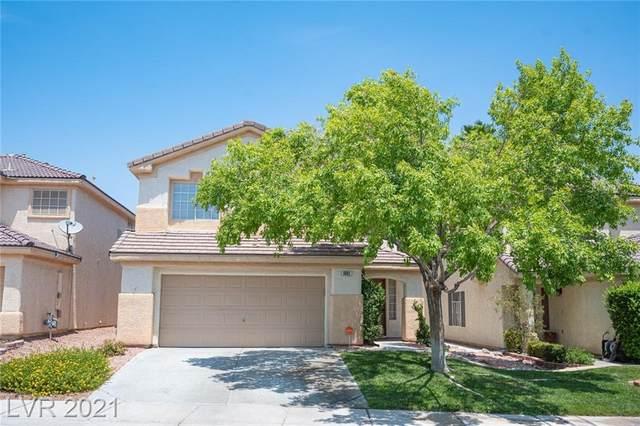 5032 Glittering Star Court, Las Vegas, NV 89130 (MLS #2316194) :: Custom Fit Real Estate Group