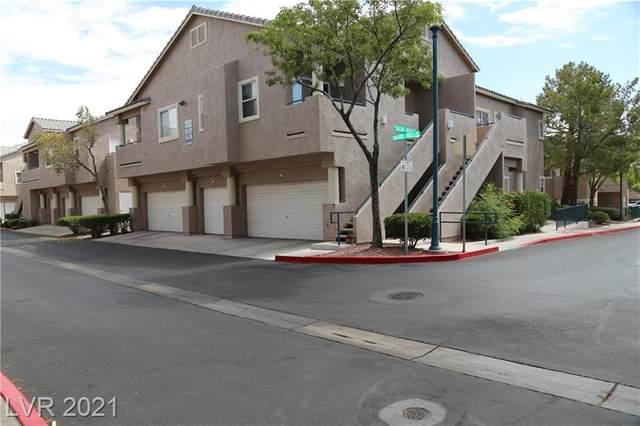 2052 Gravel Hill Street #106, Las Vegas, NV 89117 (MLS #2316201) :: DT Real Estate