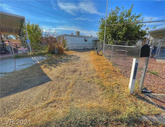 5408 Mesa Verde Court, Las Vegas, NV 89142 (MLS #2316204) :: Kypreos Team