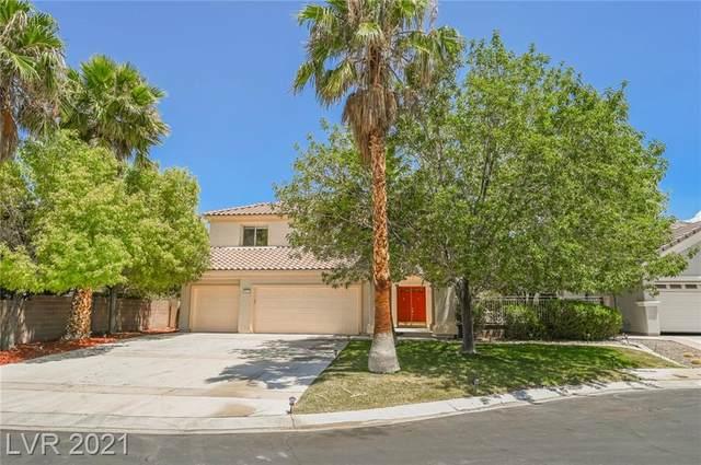 5618 Curbelo Way, Las Vegas, NV 89120 (MLS #2316219) :: DT Real Estate