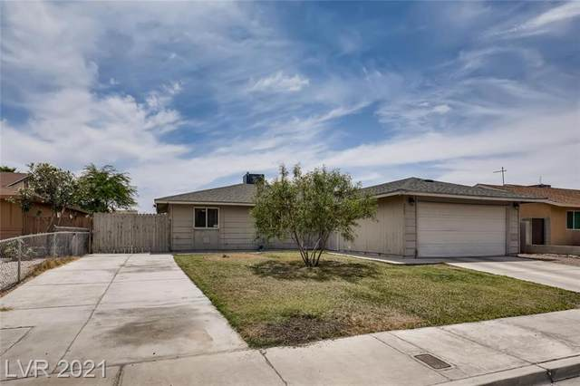 3771 Geist Avenue, Las Vegas, NV 89115 (MLS #2316227) :: Hebert Group   Realty One Group