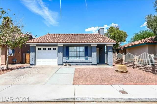 535 Bayberry Drive, Las Vegas, NV 89110 (MLS #2316235) :: Hebert Group | Realty One Group