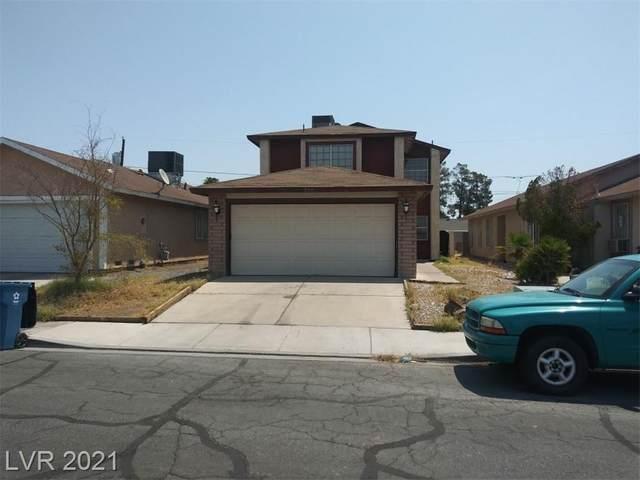 224 Sacramento Drive, Las Vegas, NV 89110 (MLS #2316237) :: Hebert Group | Realty One Group