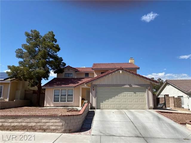 7760 Muirfield Drive, Las Vegas, NV 89147 (MLS #2316240) :: The Chris Binney Group | eXp Realty