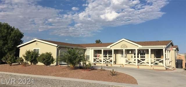 3120 Cedarwood Street, Pahrump, NV 89048 (MLS #2316241) :: DT Real Estate