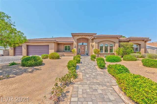 230 E Chaparral Drive, Henderson, NV 89015 (MLS #2316244) :: Lindstrom Radcliffe Group