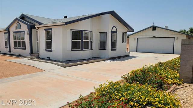 333 Tres Coyotes Street, Overton, NV 89040 (MLS #2316251) :: The Chris Binney Group | eXp Realty