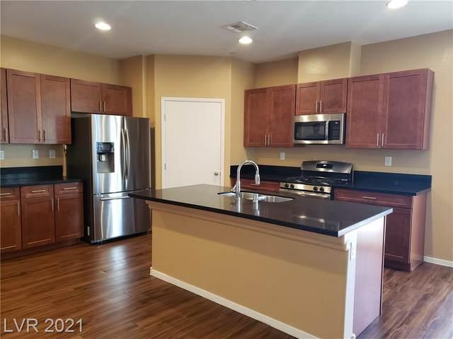 1598 Tilman Lane, Boulder City, NV 89005 (MLS #2316256) :: Hebert Group | Realty One Group