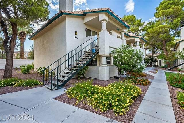 1333 Cinder Rock Drive #202, Las Vegas, NV 89128 (MLS #2316265) :: Hebert Group   Realty One Group