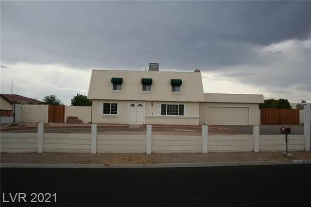 8046 Red Barn Drive, Las Vegas, NV 89123 (MLS #2316269) :: Lindstrom Radcliffe Group