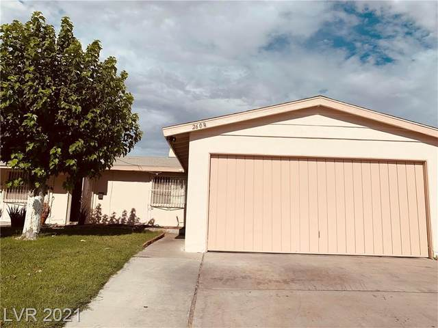 2608 Seven Pines Place, North Las Vegas, NV 89030 (MLS #2316274) :: Custom Fit Real Estate Group
