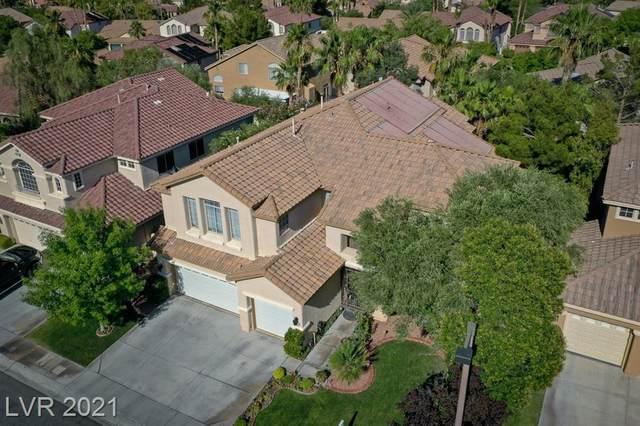 1712 Pink Cliff Court, Las Vegas, NV 89128 (MLS #2316287) :: DT Real Estate
