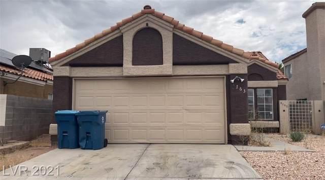 5763 Yerington Avenue, Las Vegas, NV 89110 (MLS #2316298) :: Hebert Group   Realty One Group