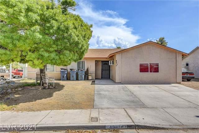 4511 E Colorado Avenue, Las Vegas, NV 89104 (MLS #2316301) :: Jeffrey Sabel