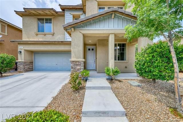 5447 Fawn Chase Way, Las Vegas, NV 89135 (MLS #2316307) :: Custom Fit Real Estate Group