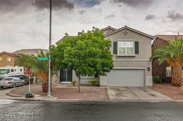 6297 Whispering Creek Street, Las Vegas, NV 89148 (MLS #2316311) :: Keller Williams Realty