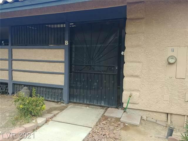 219 N Lamb Boulevard B, Las Vegas, NV 89110 (MLS #2316331) :: Hebert Group | Realty One Group