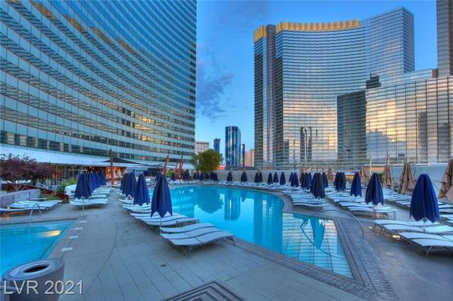 2600 W Harmon Avenue #16003, Las Vegas, NV 89158 (MLS #2316343) :: Custom Fit Real Estate Group