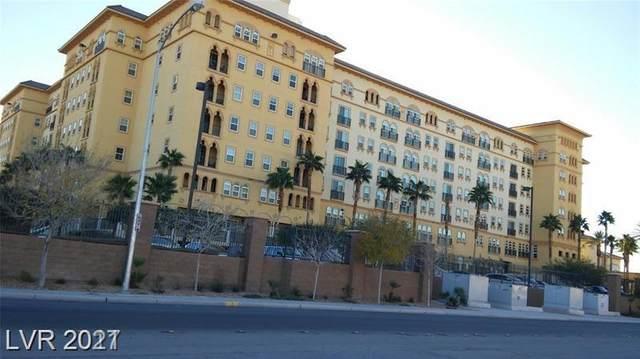 2405 W Serene Avenue #705, Las Vegas, NV 89123 (MLS #2316360) :: The Melvin Team