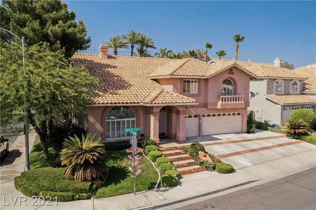 2462 Antler Point Drive, Henderson, NV 89074 (MLS #2316363) :: Signature Real Estate Group