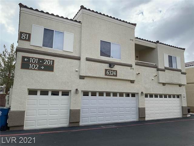 6324 Beige Bluff Street #3, North Las Vegas, NV 89081 (MLS #2316364) :: ERA Brokers Consolidated / Sherman Group