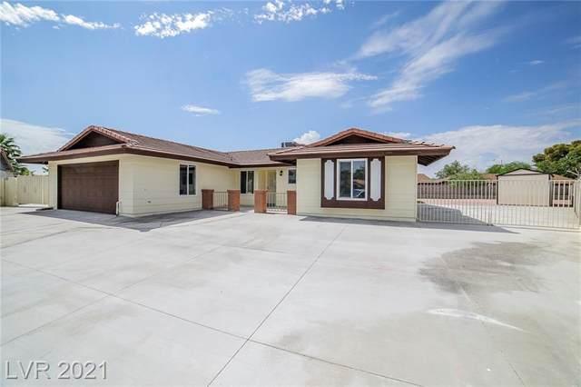 4668 Bullion Court, Las Vegas, NV 89103 (MLS #2316366) :: Lindstrom Radcliffe Group