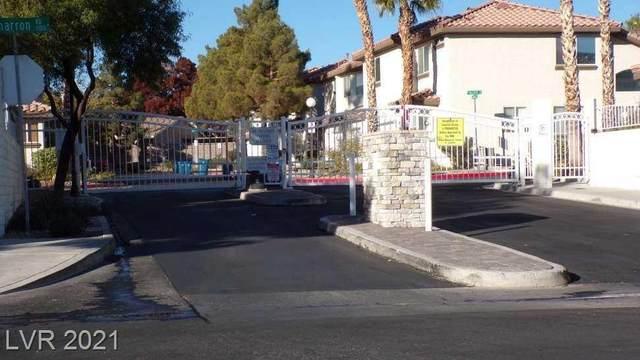 8017 Cherish Avenue, Las Vegas, NV 89128 (MLS #2316367) :: Lindstrom Radcliffe Group