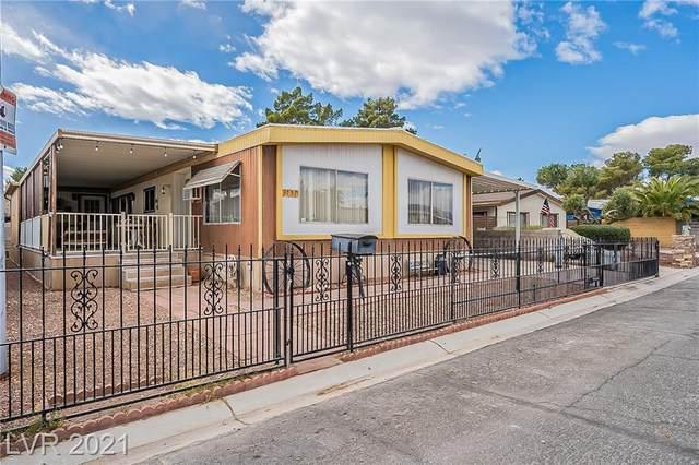 3757 Butternut Lane, Las Vegas, NV 89115 (MLS #2316373) :: Alexander-Branson Team | Realty One Group