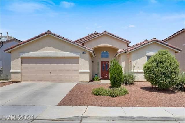 1022 Pueblo Hills Avenue, North Las Vegas, NV 89032 (MLS #2316403) :: Kypreos Team
