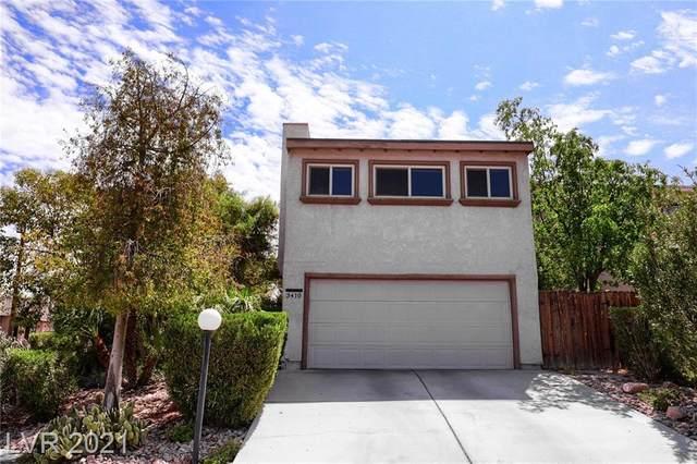 3410 Sego Glen Circle, Las Vegas, NV 89121 (MLS #2316420) :: DT Real Estate