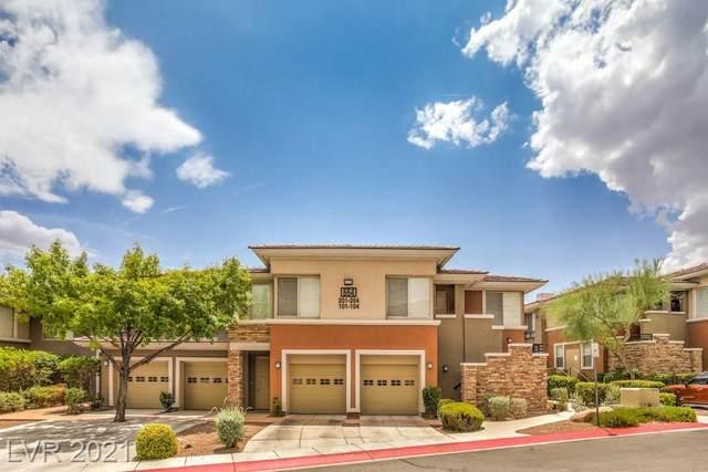 664 Peachy Canyon Circle #104, Las Vegas, NV 89144 (MLS #2316430) :: DT Real Estate
