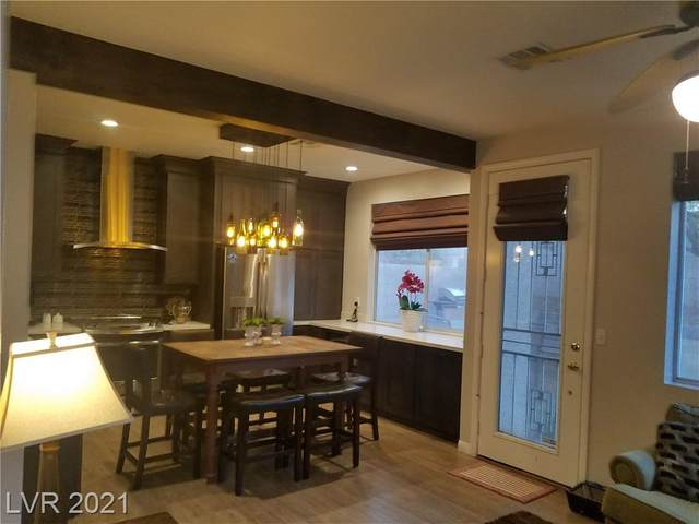 135 Pebble Ridge Road, Henderson, NV 89012 (MLS #2316444) :: Signature Real Estate Group