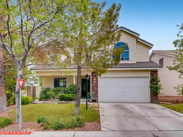 7905 Meandering Path Avenue, Las Vegas, NV 89131 (MLS #2316447) :: Hebert Group | Realty One Group