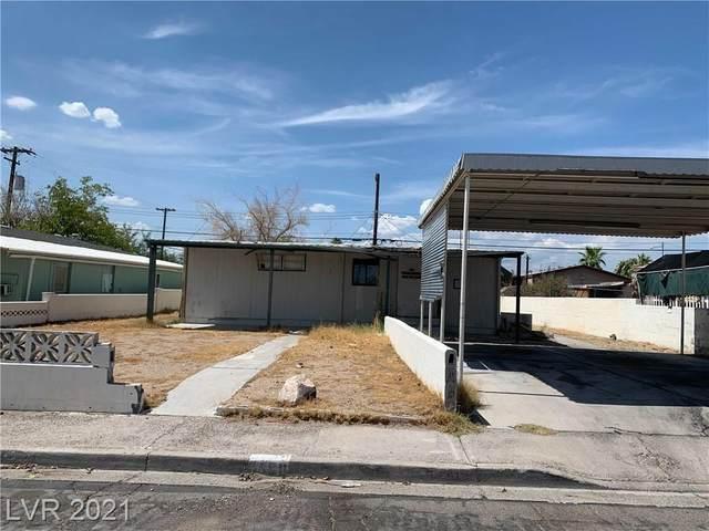 5990 Mount Mckinley Avenue, Las Vegas, NV 89156 (MLS #2316460) :: DT Real Estate