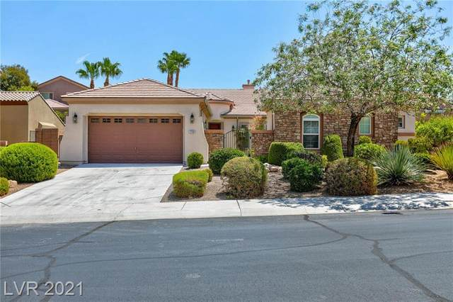 2788 Rosenhearty Drive, Henderson, NV 89044 (MLS #2316467) :: Custom Fit Real Estate Group