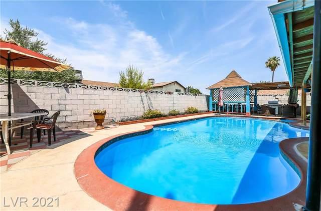 4280 Chafer Drive, Las Vegas, NV 89121 (MLS #2316506) :: Custom Fit Real Estate Group