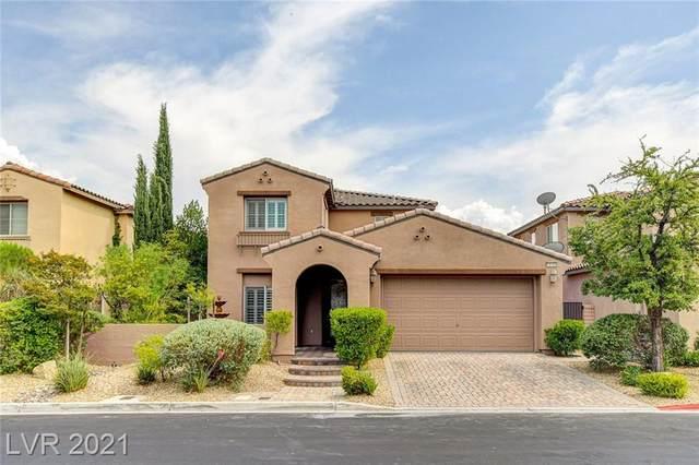 12129 Las Hurdes Avenue, Las Vegas, NV 89138 (MLS #2316510) :: Galindo Group Real Estate